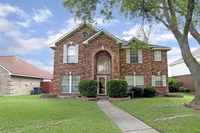 2129 Valley Falls Avenue, Mesquite, TX 75181 (MLS #14351383) :: All Cities USA Realty
