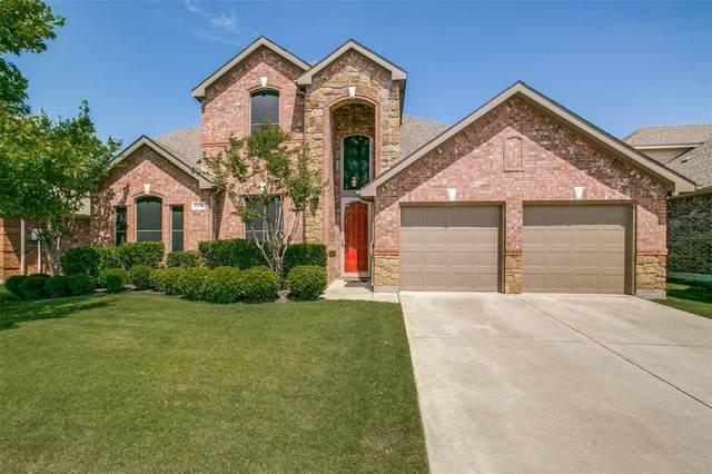 2905 Softwood Circle, Fort Worth, TX 76244 (MLS #14351385) :: Tenesha Lusk Realty Group