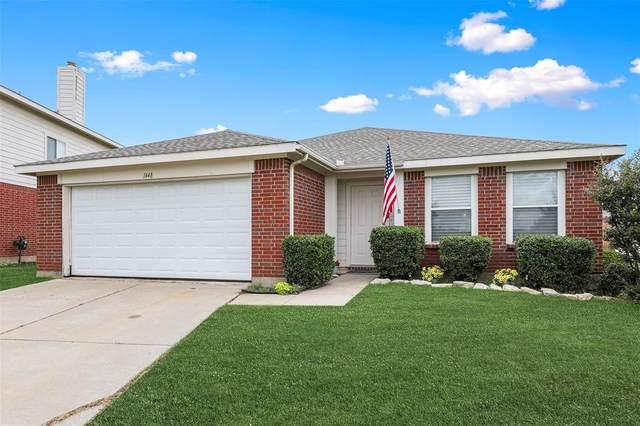 1448 Ridgecrest Drive, Little Elm, TX 75068 (MLS #14351388) :: Real Estate By Design