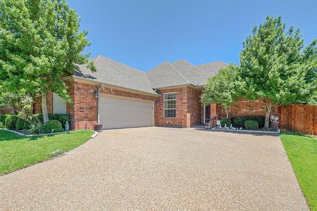 619 Madison Place, Sherman, TX 75092 (MLS #14351397) :: Ann Carr Real Estate