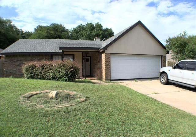 6420 Woodstream Trail, Fort Worth, TX 76133 (MLS #14351412) :: Century 21 Judge Fite Company