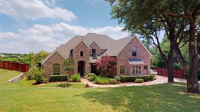 2800 Twin Coves Drive, Highland Village, TX 75077 (MLS #14351415) :: Team Tiller