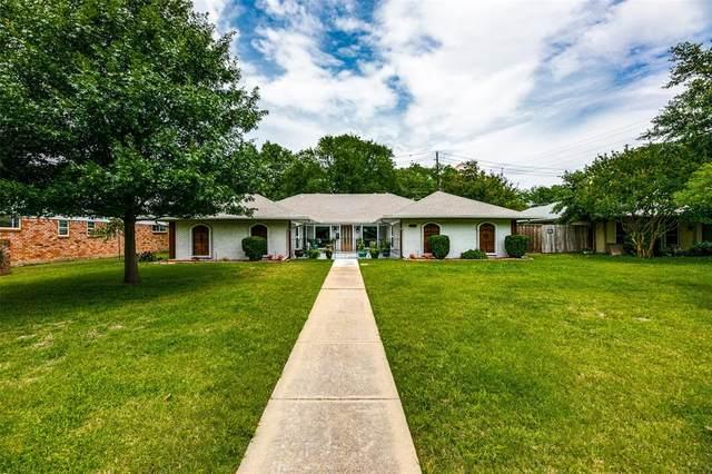 5029 Mill Run Road, Dallas, TX 75244 (MLS #14351441) :: The Kimberly Davis Group