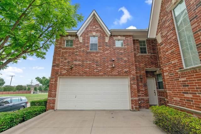706 S Jupiter Road #2107, Allen, TX 75002 (MLS #14351442) :: Hargrove Realty Group