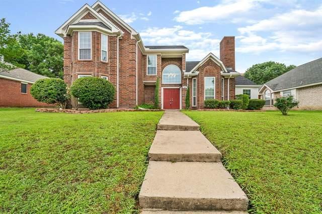 808 Fairlawn Street, Allen, TX 75002 (MLS #14351443) :: Real Estate By Design