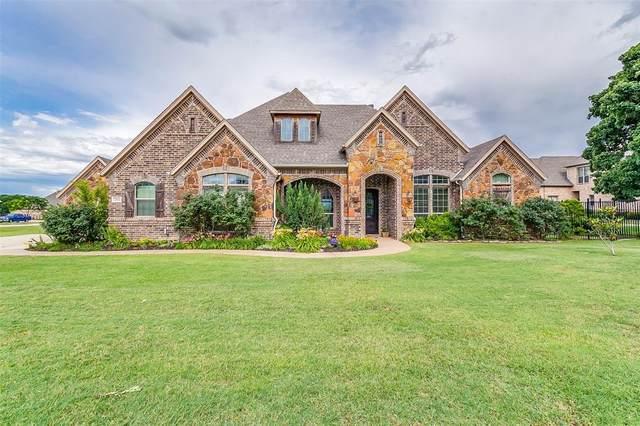12800 Day Break Trail, Burleson, TX 76028 (MLS #14351451) :: Bray Real Estate Group