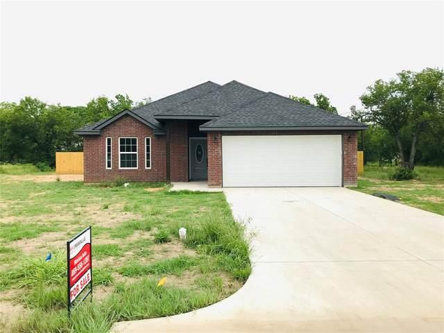 412 SW 15th Street, Mineral Wells, TX 76067 (MLS #14351466) :: Team Hodnett