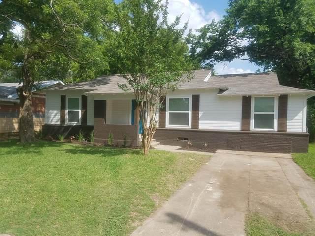 3114 Kilburn Avenue, Dallas, TX 75216 (MLS #14351474) :: The Good Home Team
