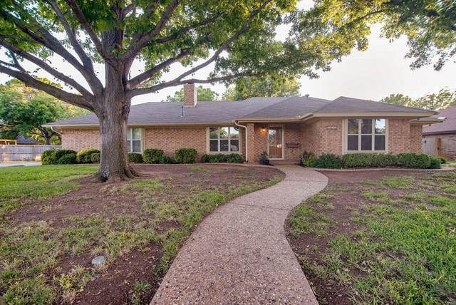 2933 Chimney Rock Road, Abilene, TX 79606 (MLS #14351478) :: The Mauelshagen Group