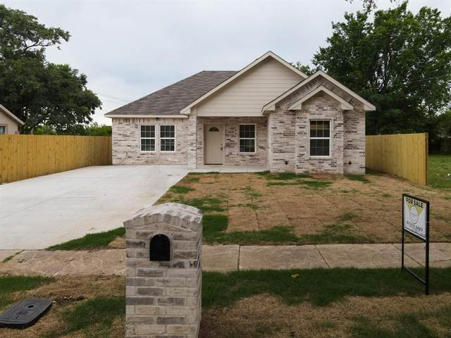 1436 E Baltimore Avenue, Fort Worth, TX 76104 (MLS #14351479) :: North Texas Team | RE/MAX Lifestyle Property