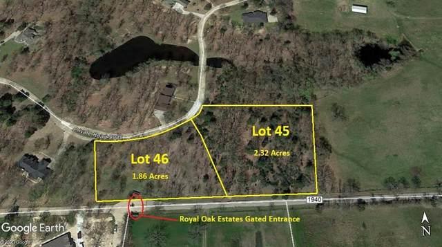 Lot 46 Pr 5945, Yantis, TX 75497 (MLS #14351480) :: Trinity Premier Properties
