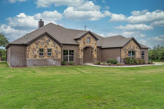 127 Deer Grove Trail, Azle, TX 76020 (MLS #14351508) :: The Good Home Team