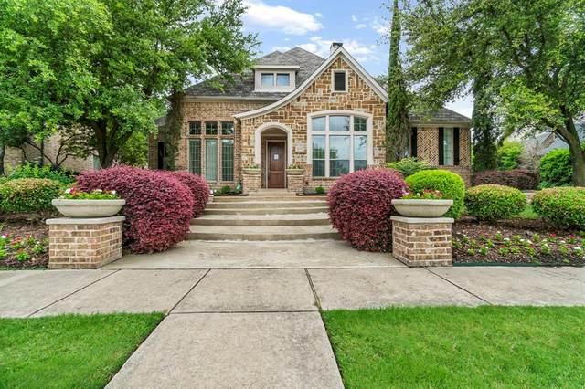2115 Thornbury Lane, Allen, TX 75013 (MLS #14351513) :: Real Estate By Design