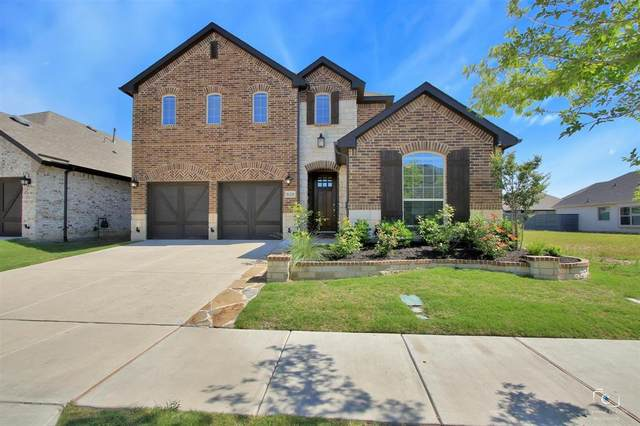 828 Parkland Drive, Little Elm, TX 76227 (MLS #14351520) :: Baldree Home Team