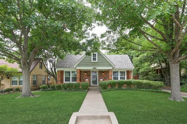 2231 Carnes Street, Dallas, TX 75208 (MLS #14351525) :: Hargrove Realty Group