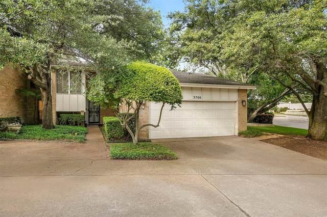 3700 Hulen Park Drive, Fort Worth, TX 76109 (MLS #14351530) :: Keller Williams Realty