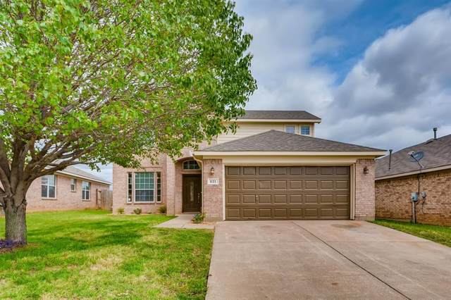 621 Tabasco Trail, Arlington, TX 76002 (MLS #14351534) :: Tenesha Lusk Realty Group