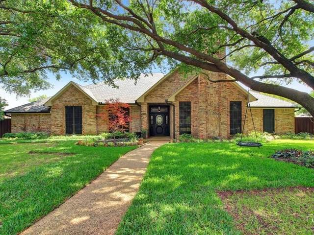 7016 Halprin Street, Dallas, TX 75252 (MLS #14351541) :: Hargrove Realty Group