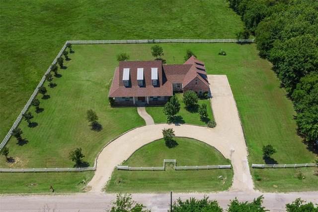 310 W Hinton, Tioga, TX 76271 (MLS #14351565) :: Team Hodnett