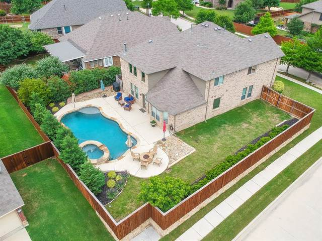 8101 Hickory Upland Drive, Fort Worth, TX 76131 (MLS #14351576) :: All Cities USA Realty