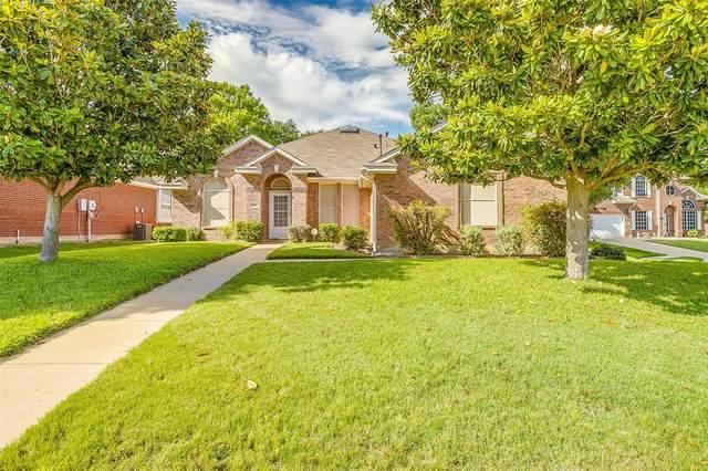 505 Oakdale Court, Burleson, TX 76028 (MLS #14351586) :: Frankie Arthur Real Estate