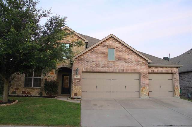 922 Silktree Drive, Fate, TX 75087 (MLS #14351588) :: The Welch Team