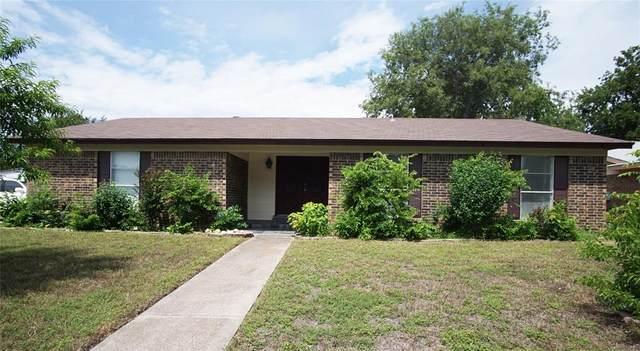 5872 Lance Court, Haltom City, TX 76148 (MLS #14351607) :: Tenesha Lusk Realty Group