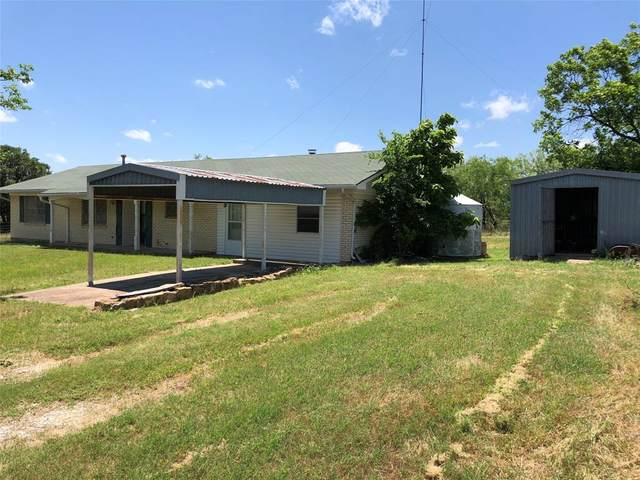 15311 State Highway 148, Bowie, TX 76230 (MLS #14351614) :: Robbins Real Estate Group