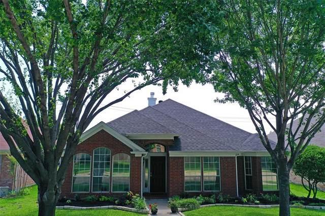 7014 Inglenook Drive, Frisco, TX 75035 (MLS #14351623) :: Real Estate By Design