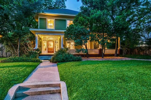 3403 Knight Street, Dallas, TX 75219 (MLS #14351648) :: Hargrove Realty Group