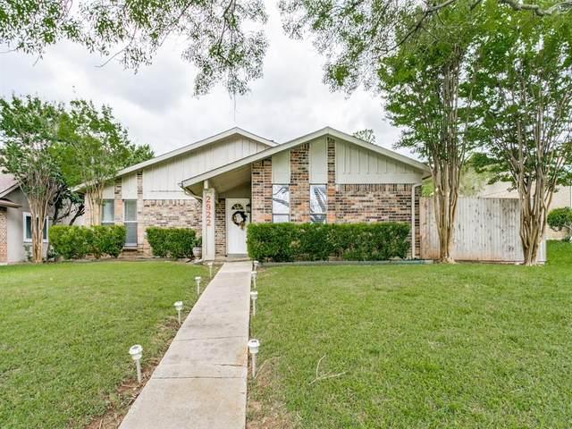 2922 Collins Boulevard, Garland, TX 75044 (MLS #14351655) :: The Good Home Team
