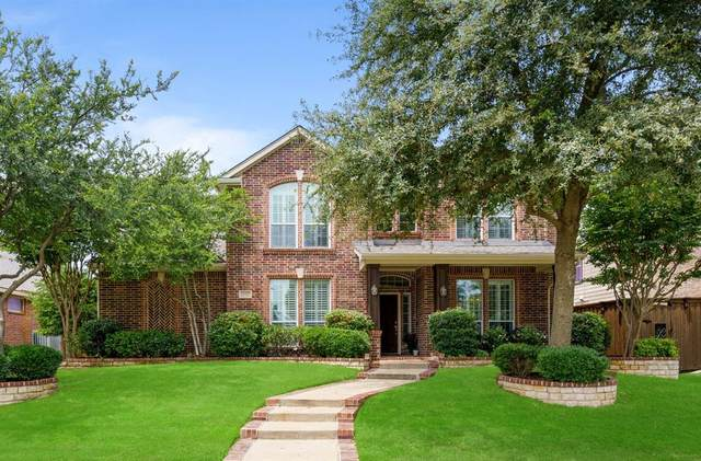 1317 Chimney Rock Drive, Allen, TX 75002 (MLS #14351660) :: Robbins Real Estate Group