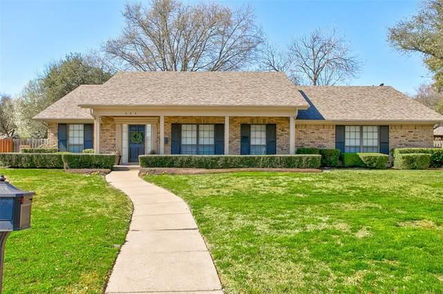 604 Hyde Park Boulevard, Cleburne, TX 76033 (MLS #14351672) :: Frankie Arthur Real Estate