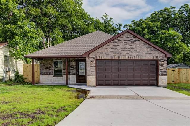 7816 Longfield Drive, White Settlement, TX 76108 (MLS #14351679) :: The Mauelshagen Group