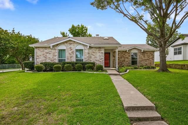 2624 Briar Hill Drive, Carrollton, TX 75007 (MLS #14351687) :: Century 21 Judge Fite Company