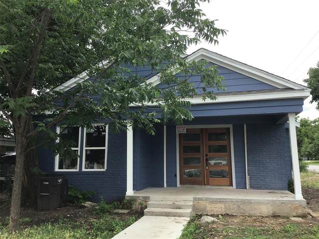 3500 S Henderson Street, Fort Worth, TX 76110 (MLS #14351691) :: Hargrove Realty Group