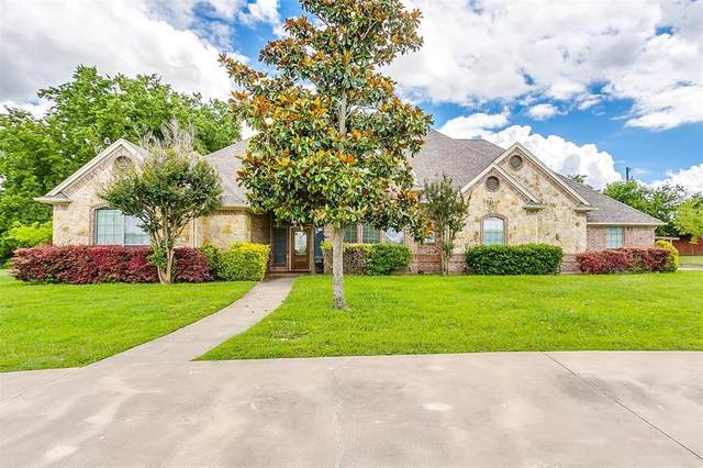101 Heritage Lane, Weatherford, TX 76087 (MLS #14351692) :: EXIT Realty Elite