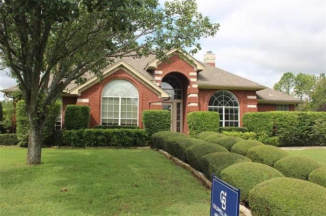 407 Honeysuckle Drive, Cleburne, TX 76033 (MLS #14351694) :: Frankie Arthur Real Estate