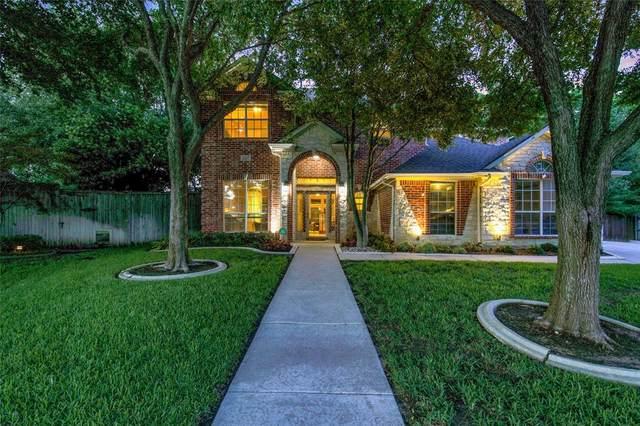 2617 Abercorn Drive, Grapevine, TX 76051 (MLS #14351698) :: The Chad Smith Team