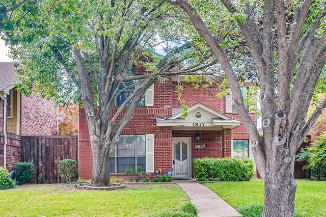 1837 Palo Alto Drive, Mesquite, TX 75150 (MLS #14351707) :: Trinity Premier Properties