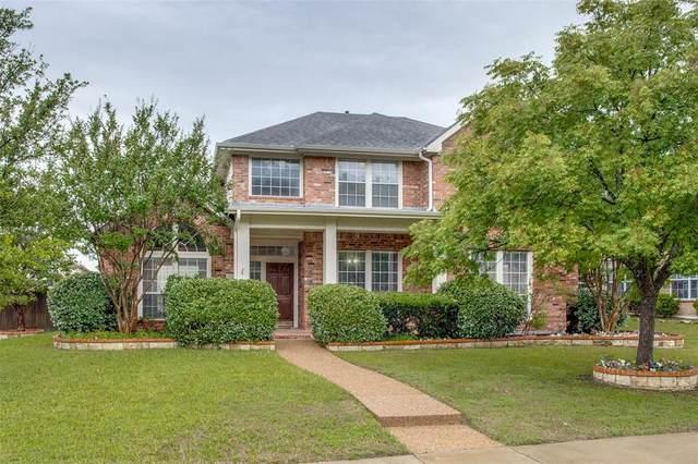 3905 Ruthridge Drive, Plano, TX 75074 (MLS #14351709) :: EXIT Realty Elite