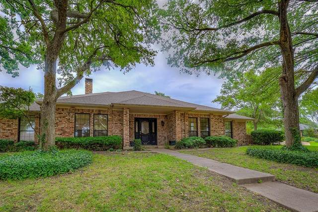 813 Agape Circle, Rockwall, TX 75087 (MLS #14351717) :: The Heyl Group at Keller Williams