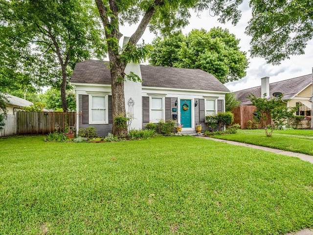316 Harbin Avenue, Waxahachie, TX 75165 (MLS #14351720) :: Team Tiller