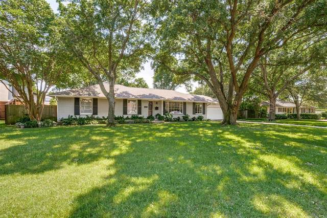 5518 Del Roy Drive, Dallas, TX 75230 (MLS #14351722) :: Robbins Real Estate Group