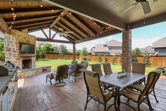 2809 Marrickville Drive, Trophy Club, TX 76262 (MLS #14351740) :: The Kimberly Davis Group