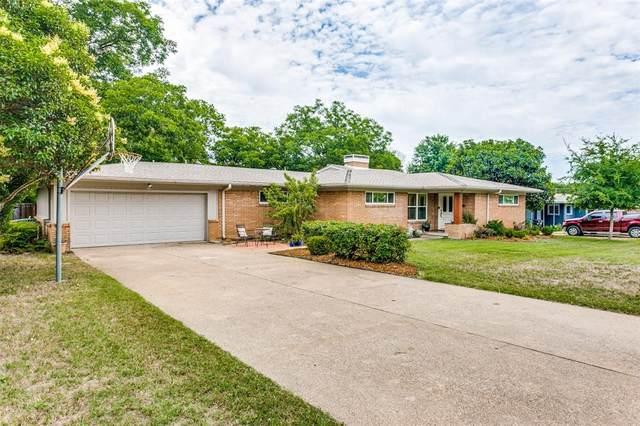 4005 Shannon Drive, Fort Worth, TX 76116 (MLS #14351747) :: Trinity Premier Properties