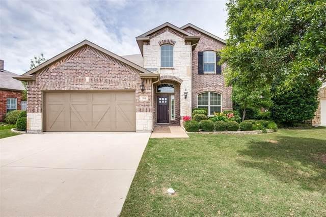 304 Oriole Drive, Little Elm, TX 75068 (MLS #14351750) :: Team Hodnett