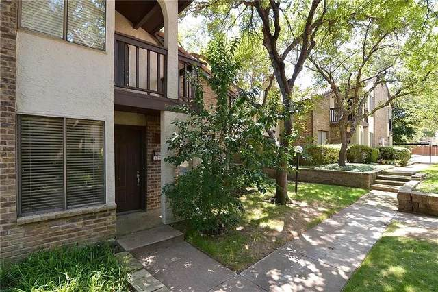 14151 Montfort Drive #329, Dallas, TX 75254 (MLS #14351780) :: Hargrove Realty Group