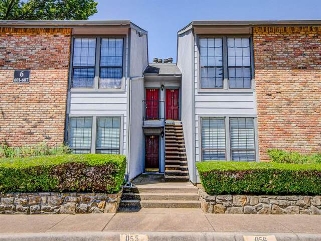 15151 Berry Trail #604, Dallas, TX 75248 (MLS #14351781) :: The Mauelshagen Group