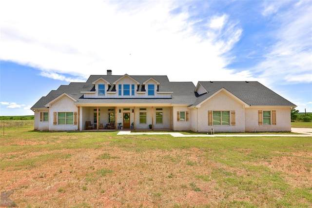 1065 County Road 127, Tuscola, TX 79562 (MLS #14351782) :: The Mauelshagen Group